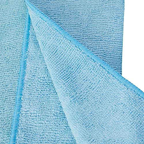 AmazonBasics Mikrofaser-Reinigungstücher, 6 Stück - 3