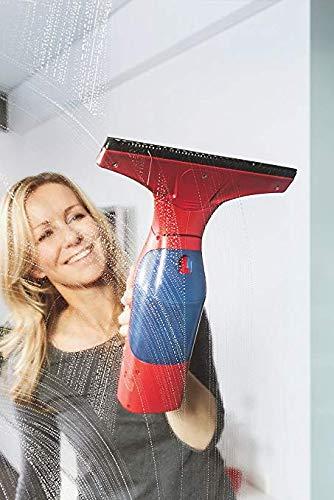 Vileda Windomatic Fenstersauger mit flexiblem Kopf für streifenfreie Fenster - 3