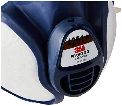 3M Atemschutzmaske 4251 FFA1P2D - 3