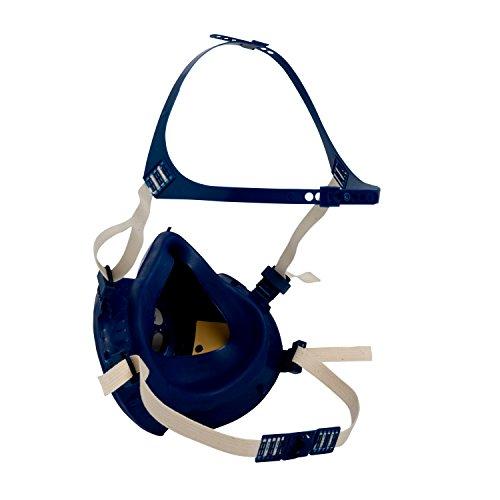 3M Halbmaske 4255, FFA2P3RD, gegen organische Gase und Dämpfe sowie Partikel - 3