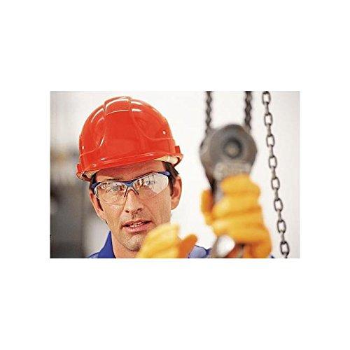 Arbeitsschutz Set Basic – Augenschutz Gehörschutz Handschuhe - 3