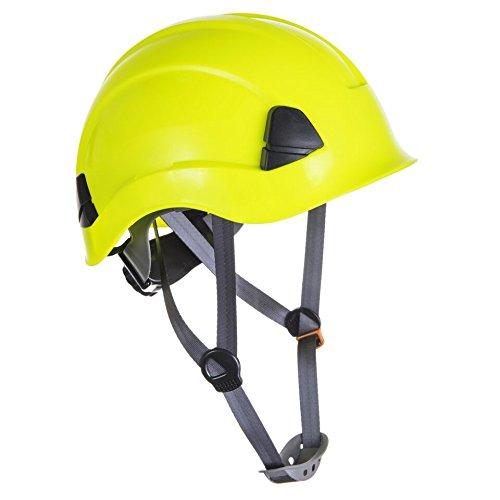 Fallschutz- Set- Absturzsicherung für Industrie im Set inkl. Helm (Helm in versch. Farben auswählbar) für Höhenarbeiten- CE zertifiziert (Orange) - 5