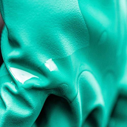 Uvex Nitril- / Chemikalienhandschuh – Hochwertiger Schutzhandschuh gegen chemische und mechanische Risiken (10) - 7