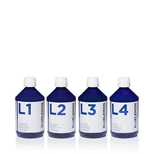 L3 Profi Sanitärreiniger in 500ml Flasche   BLUELEMON L3   Für Bad und Küche   Hoch konzentriert   Biologisch   Für Kalkstein und Urinstein - 4