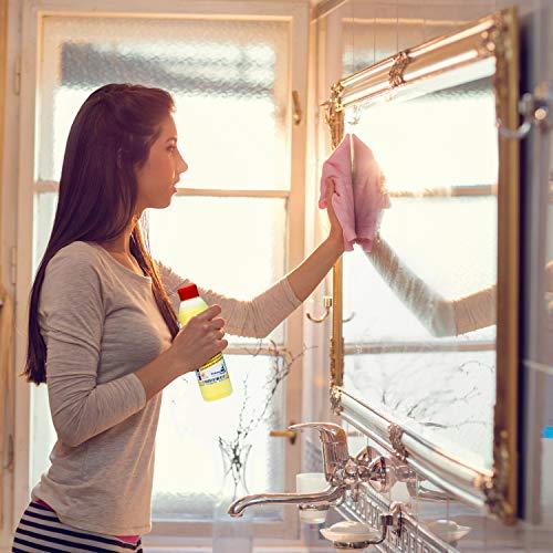 Profi-Glasreiniger, Konzentrat, 250 ml | Für alle Glatt- und Glasflächen | Fensterreiniger mit Lotuseffekt | Tierversuchsfreies Produkt von GlasRein - 6