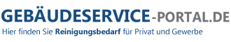 Gebäudeservice-Portal.de - Reinigungsbedarf und Zubehör für Privat und Gewerbe